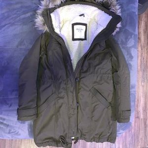 Abercrombie & Fitch Women's Ultra Parka